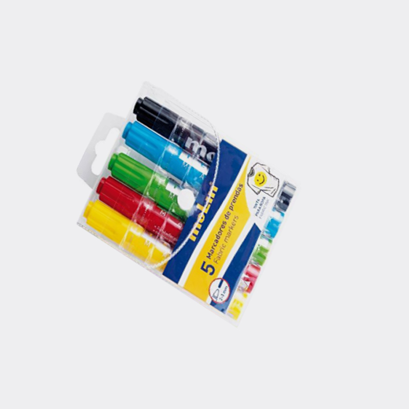 Fabric Marker Assorted Colour